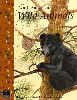 North American Wild Animals als Taschenbuch