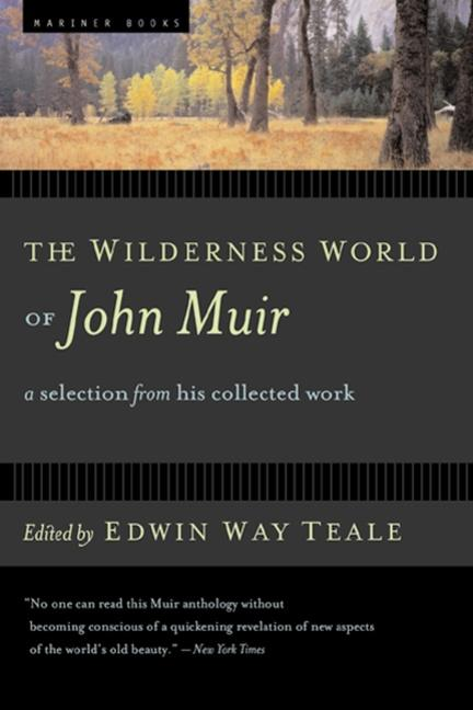 The Wilderness World of John Muir als Taschenbuch