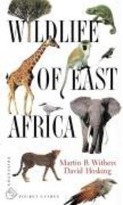 Wildlife of East Africa als Taschenbuch
