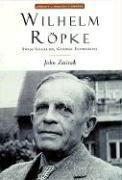 Wilhelm Ropke als Buch