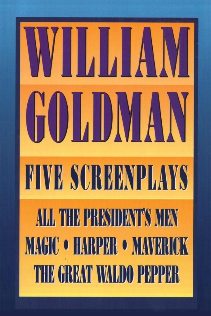 Five Screenplays als Taschenbuch