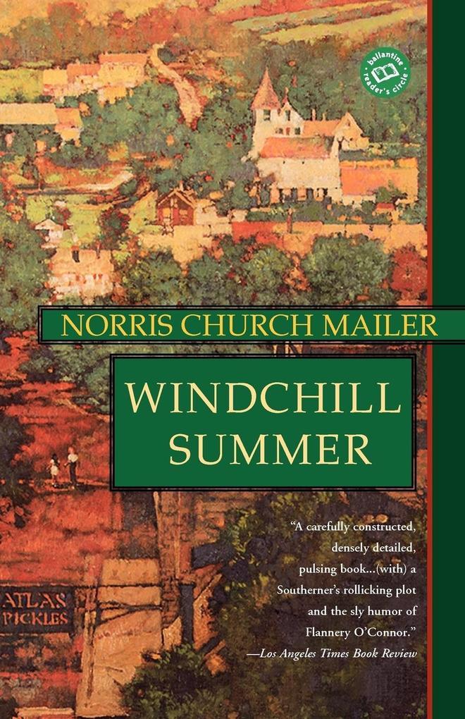 Windchill Summer als Taschenbuch
