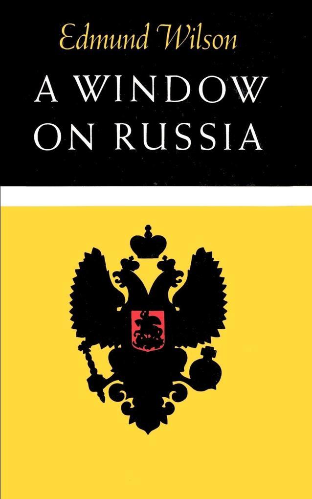 A Window on Russia als Taschenbuch
