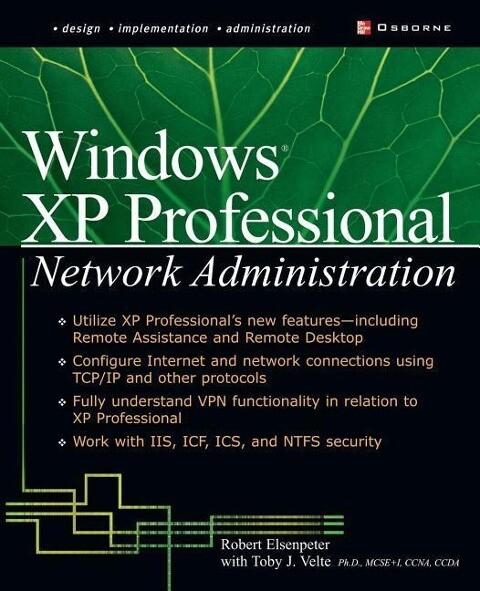 Windows XP Professional Network Administration als Taschenbuch