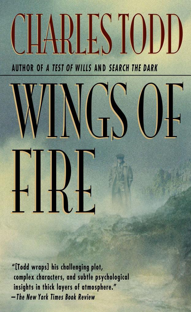 Wings of Fire: An Inspector Ian Rutledge Mystery als Taschenbuch