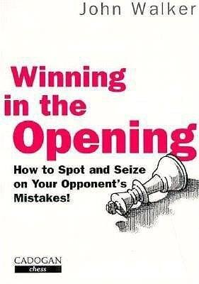 Winning in the Opening als Taschenbuch