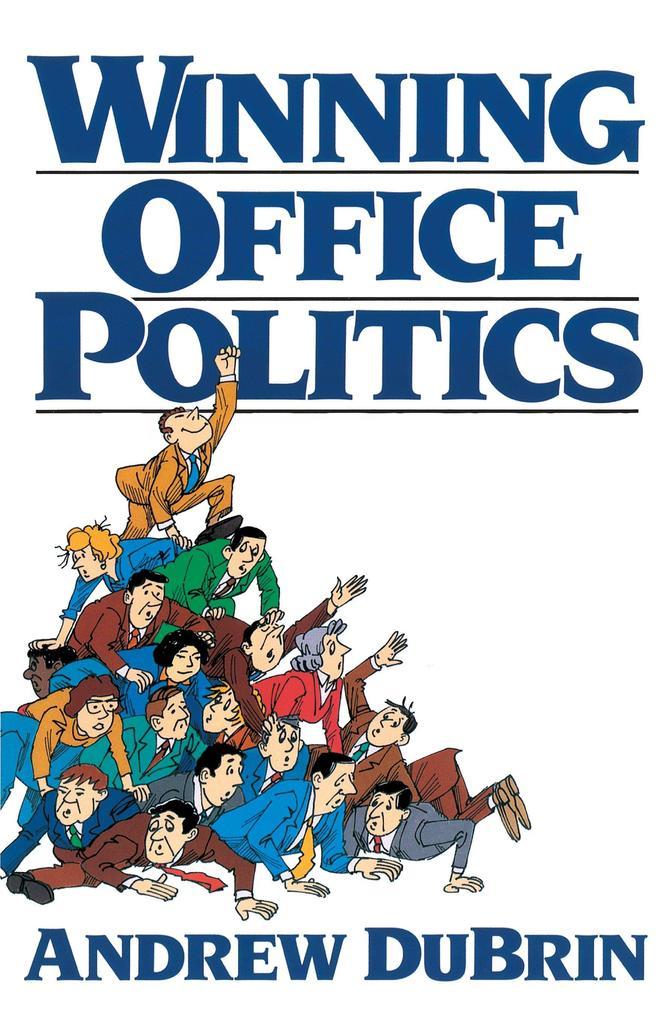 Winning Office Politics: Du Brin's Guide for the 90s als Taschenbuch