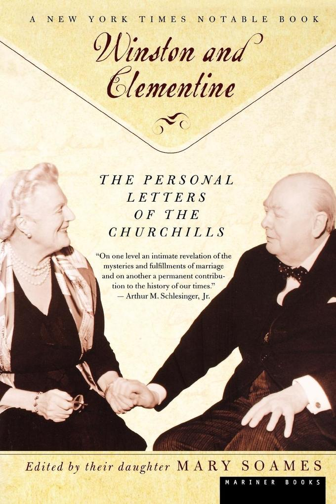Winston and Celementine: The Personal Letters of the Churchills als Taschenbuch