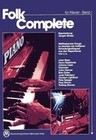 Folk Complete für Klavier