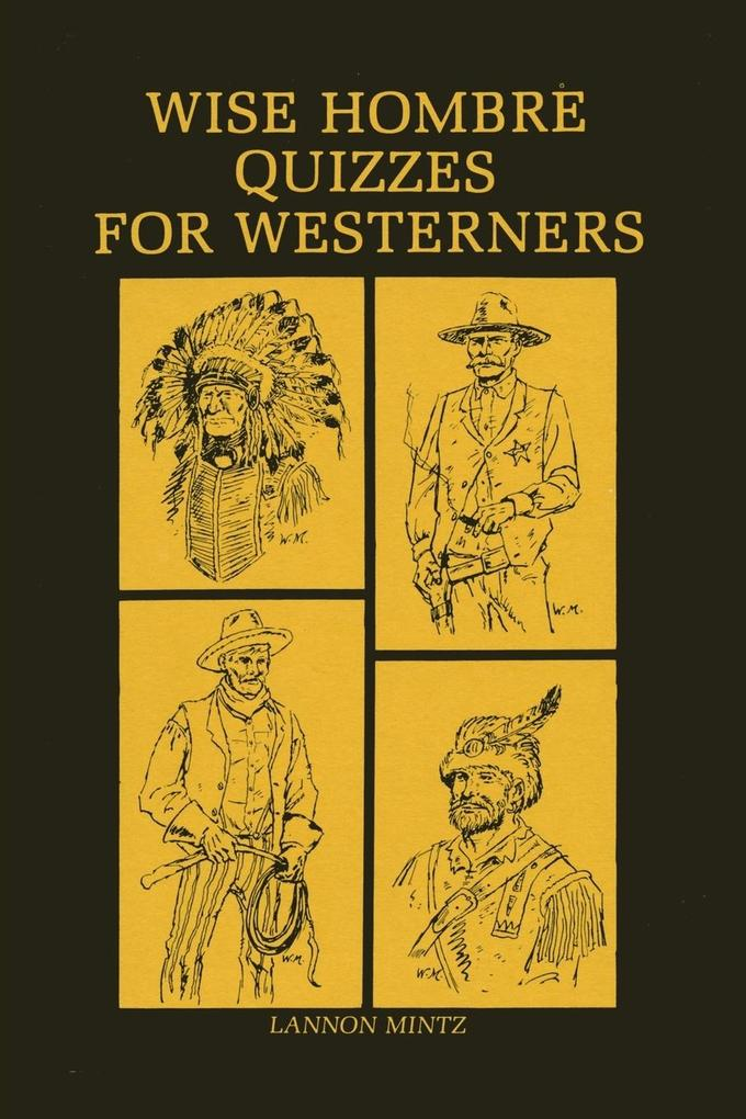Wise Hombre Quizzes for Westerners als Taschenbuch