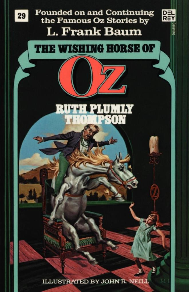 The Wishing Horse of Oz als Taschenbuch