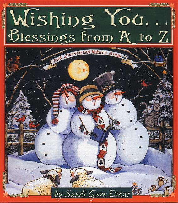 Wishing You...Blessings from A to Z als Buch