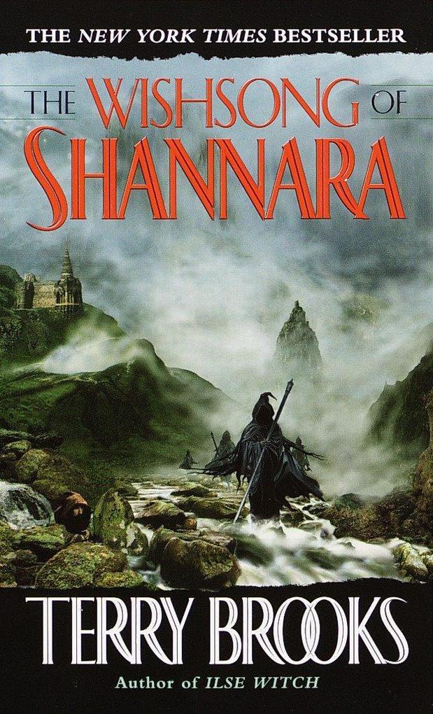 The Wishsong of Shannara als Taschenbuch