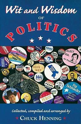 WIT & WISDOM OF POLITICS als Taschenbuch