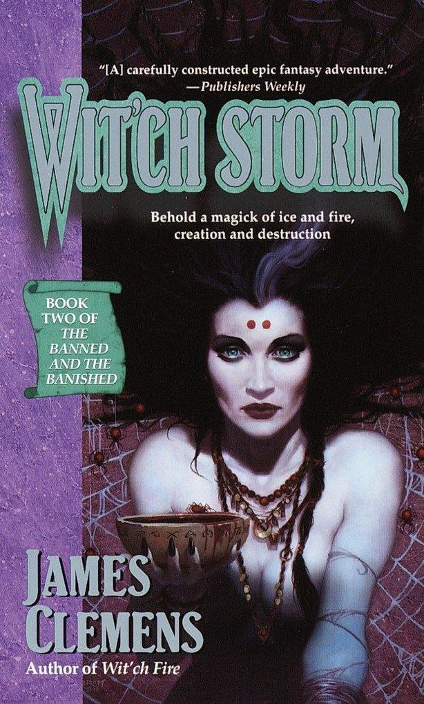 Wit'ch Storm: Book Two of the Banned and the Banished als Taschenbuch