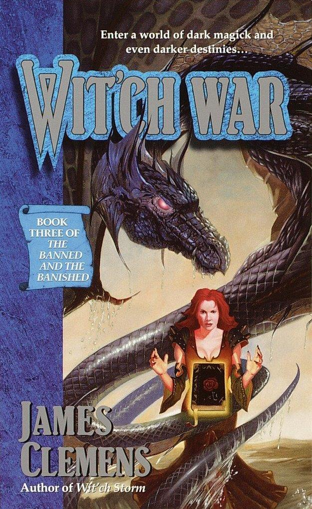 Wit'ch War: The Banned and the Banished: Book #3 als Taschenbuch