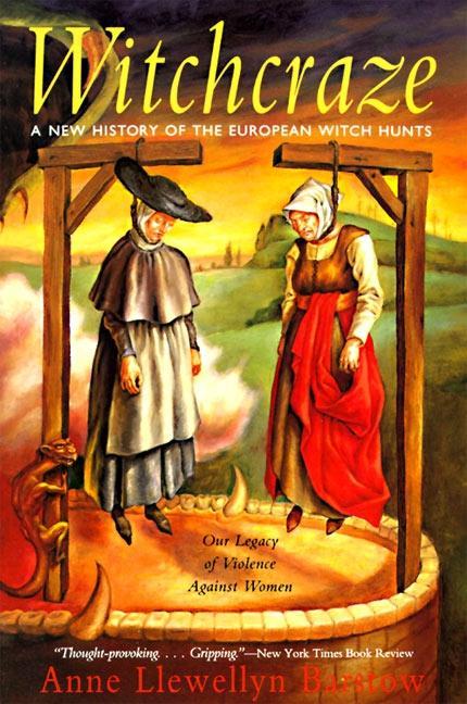 Witchcraze als Taschenbuch