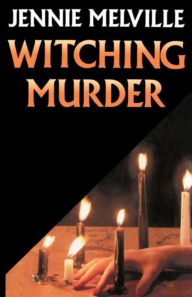 Witching Murder als Taschenbuch
