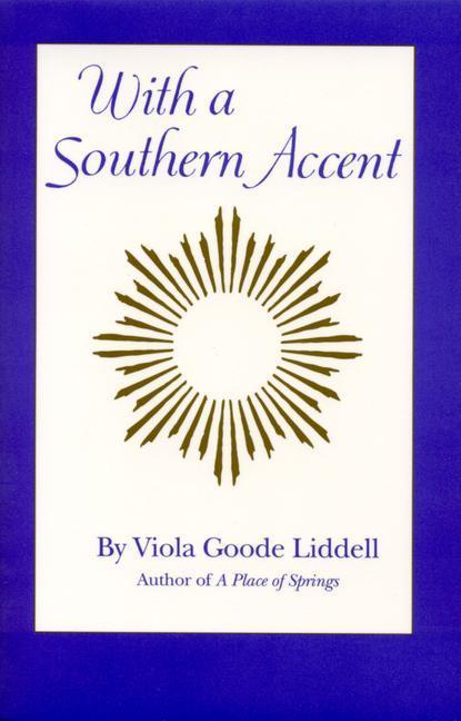 With a Southern Accent with a Southern Accent with a Southern Accent als Taschenbuch
