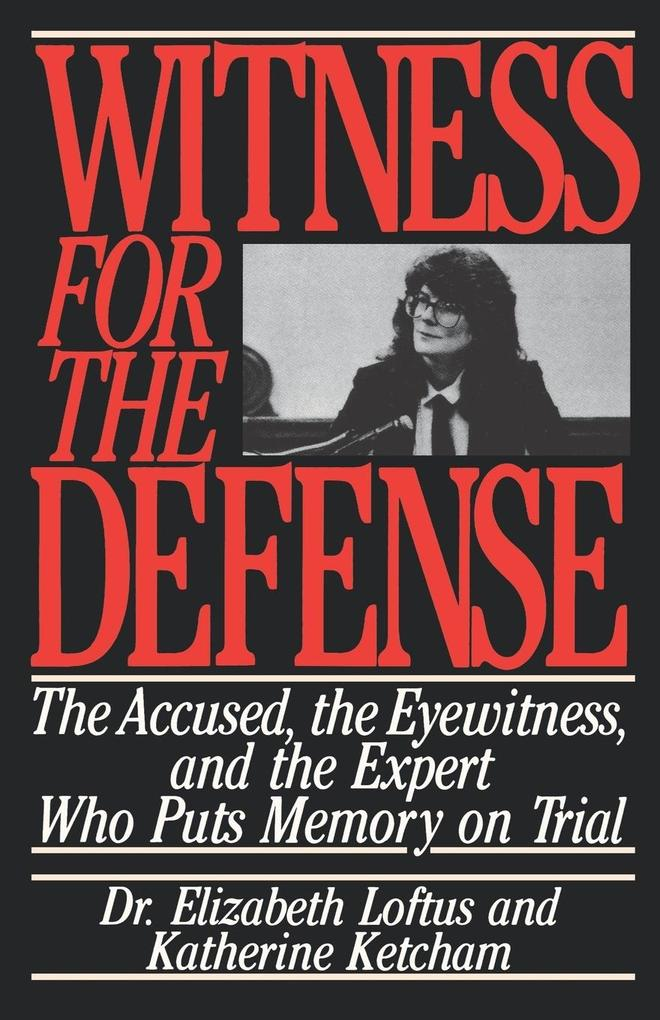 Witness for the Defense als Taschenbuch