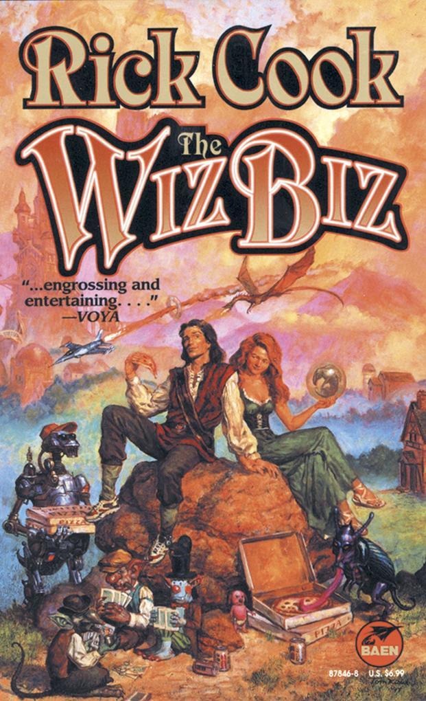 The Wiz Biz als Taschenbuch