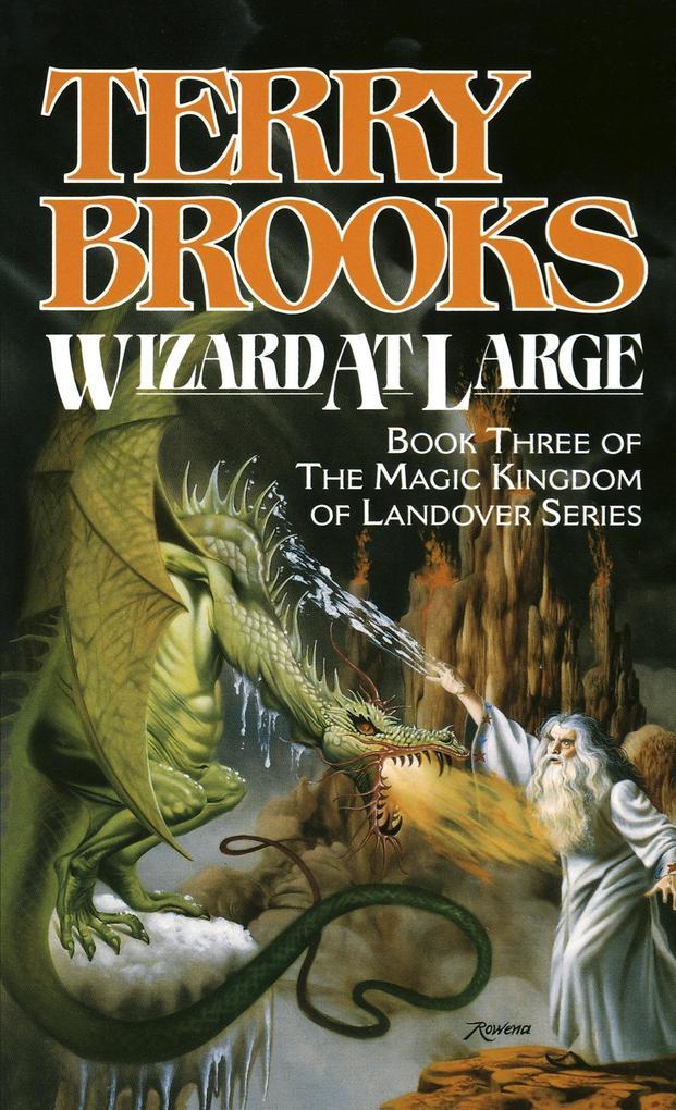 Wizard at Large als Taschenbuch