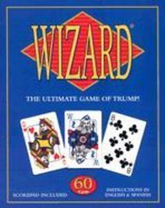 Original Wizard Card Game als Buch