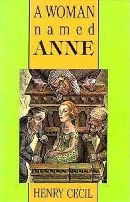A Woman Named Anne: Henry Cecil Mysteries als Taschenbuch