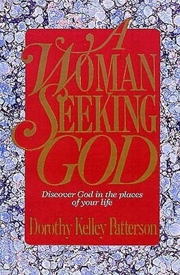 A Woman Seeking God: Discover God in the Places of Your Life als Taschenbuch