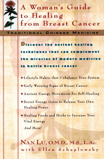 Tcm: A Woman's Guide to Healing from Breast Cancer als Taschenbuch