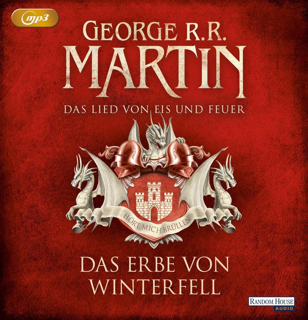 Das Lied von Eis und Feuer 02. Das Erbe von Winterfell als Hörbuch