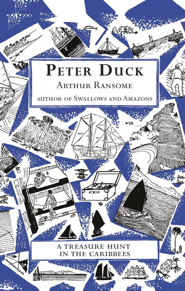 Peter Duck als eBook von Arthur Ransome