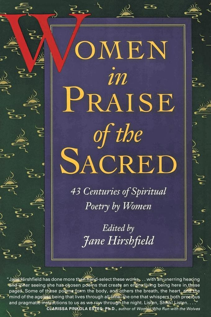 Women in Praise of the Sacred als Buch