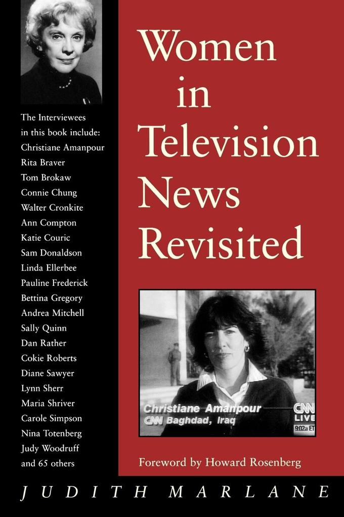 Women in Television News Revisited: Into the Twenty-First Century als Taschenbuch