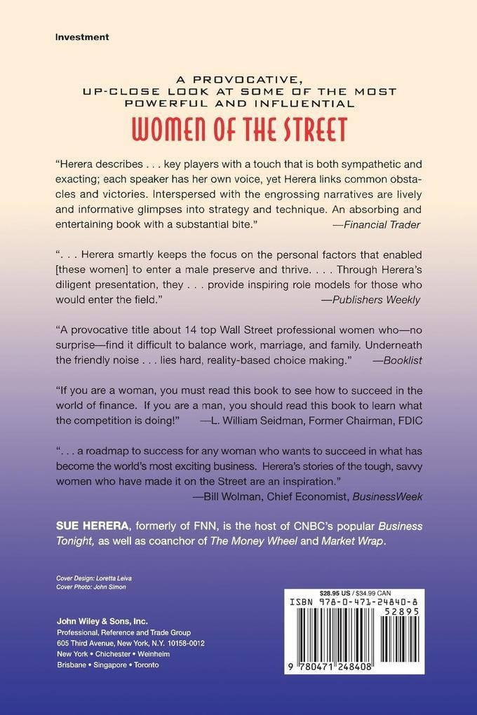 Women of the Street P als Taschenbuch