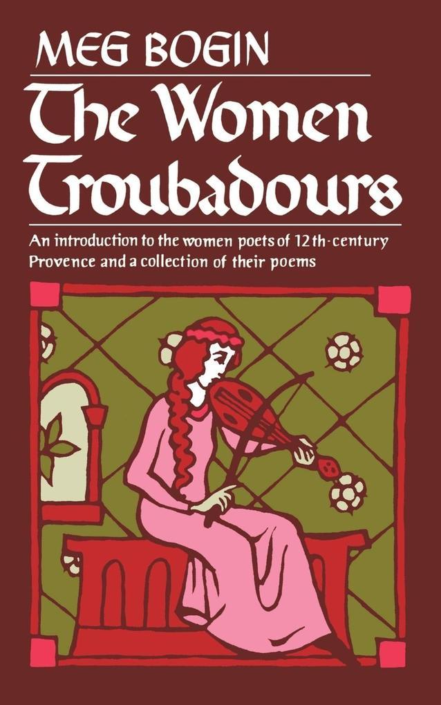 The Women Troubadours als Taschenbuch