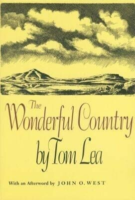 The Wonderful Country als Buch