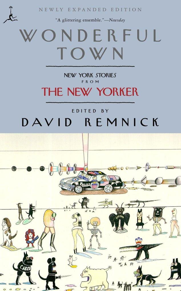 Wonderful Town: New York Stories from the New Yorker als Taschenbuch