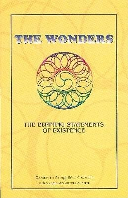 The Wonders: The Defining Statements of Existence als Taschenbuch