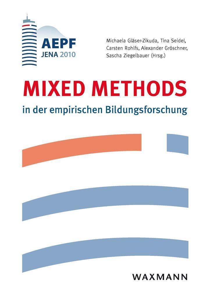 Mixed Methods in der empirischen Bildungsforschung als eBook von - Waxmann Lehrbuch