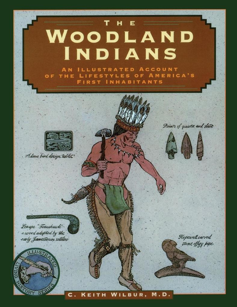 Woodland Indians als Taschenbuch