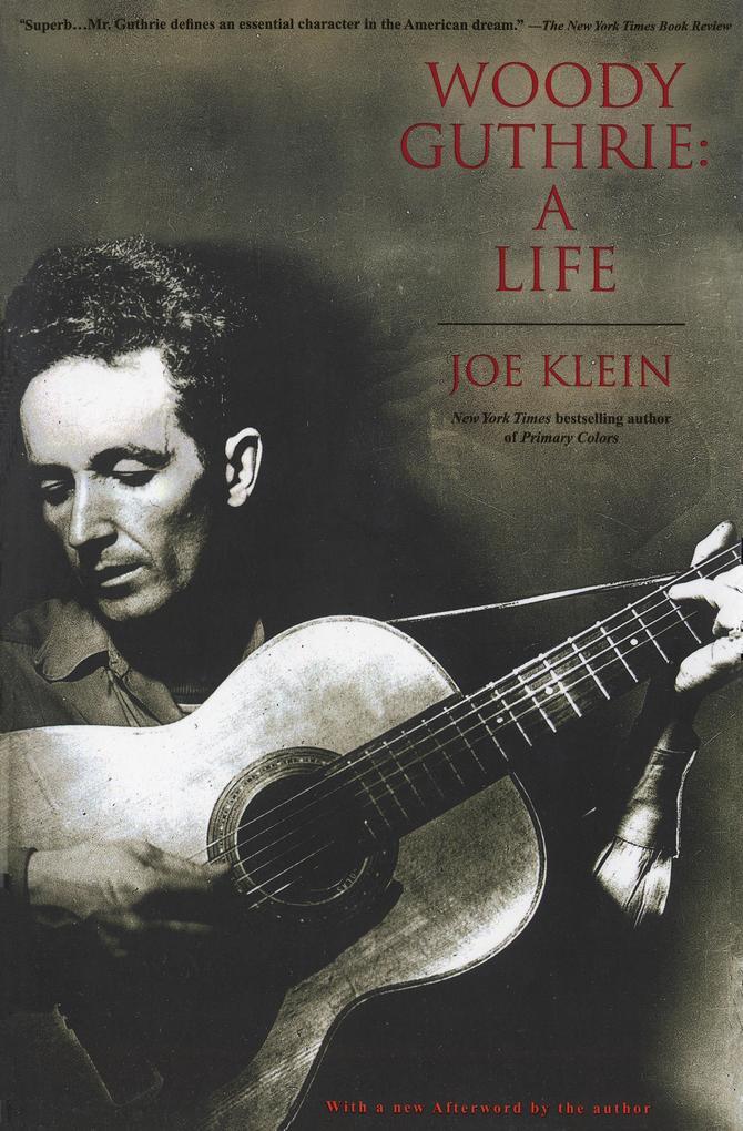 Woody Guthrie: A Life als Taschenbuch