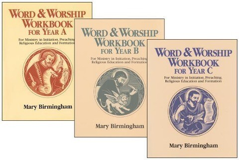 Word & Worship Workbook for Year A Set: For Ministry in Initiation, Preaching Religious Education and Formation als Taschenbuch