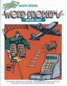 Word Problems, Book 1 (Add/Subt) als Taschenbuch