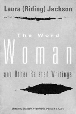 The Word Woman and Other Related Writings als Taschenbuch