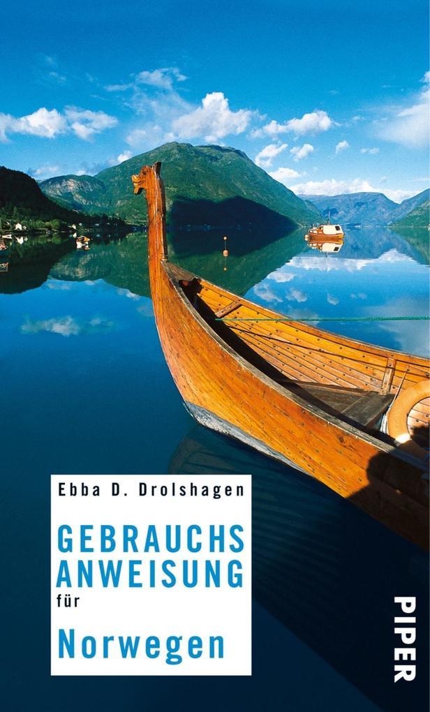 Gebrauchsanweisung für Norwegen als eBook von Ebba D. Drolshagen