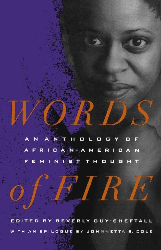 Words of Fire: An Anthology of African-Americanfeminist Thought als Taschenbuch
