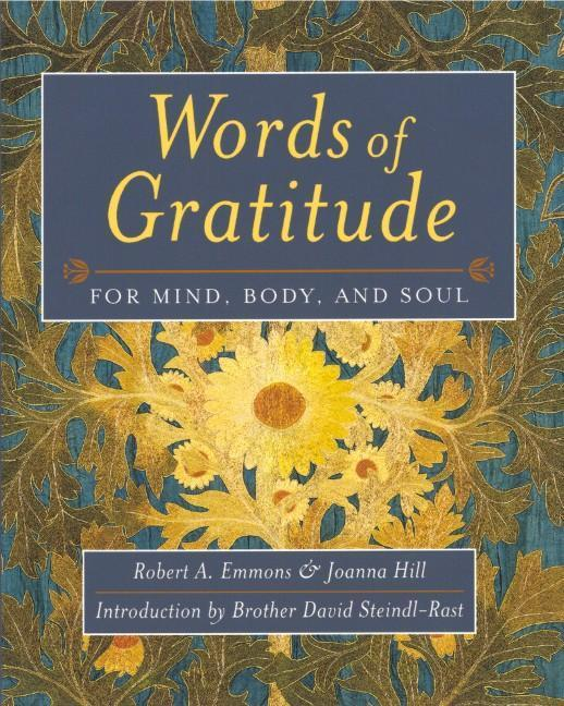 Words of Gratitude Mind Body & Soul als Buch