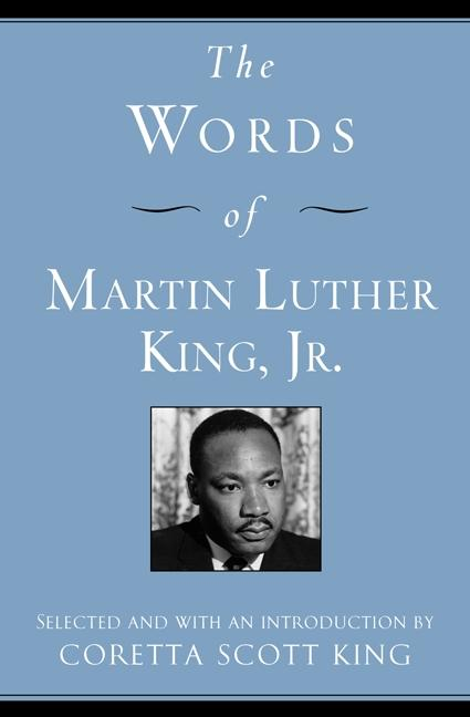 The Words of Martin Luther King, Jr. als Taschenbuch