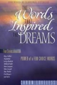 The Words That Inspired the Dreams als Taschenbuch